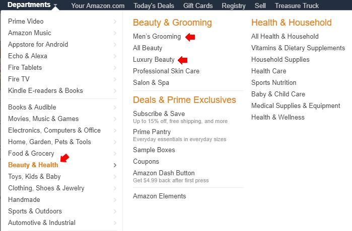 Amazon Micro Niche Research