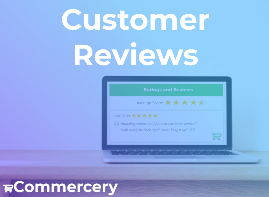 Customer Reviews for Online Businesses