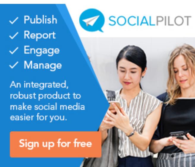 Try Social Pilot